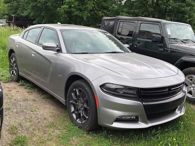 New 2018 Dodge Charger GT AWD Sedan in Stroudsburg, PA