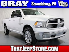 New 2019 Ram 1500 Classic BIG HORN QUAD CAB 4X4 6'4 BOX Quad Cab 1C6RR7GT4KS533165 for Sale in Stroudsburg