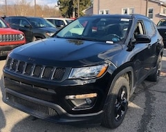 New 2019 Jeep Compass ALTITUDE FWD Sport Utility 3C4NJCBB8KT652549 for Sale in Stroudsburg