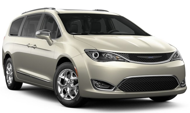 New 2019 Chrysler Pacifica LIMITED Passenger Van in Stroudsburg, PA