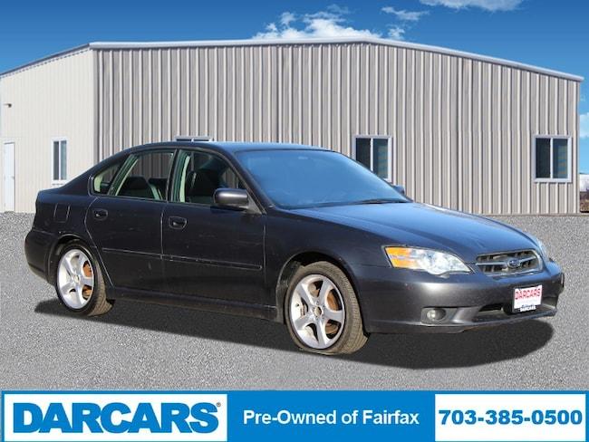 2007 Subaru Legacy Sedan Ltd Sedan