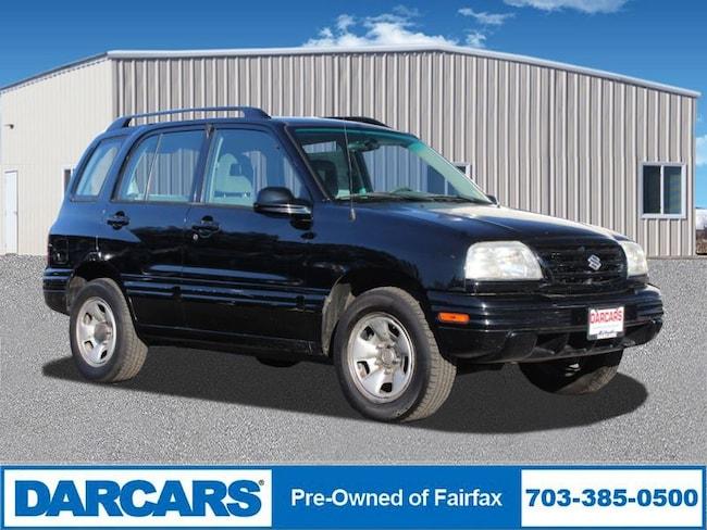 2002 Suzuki Vitara JLS SUV