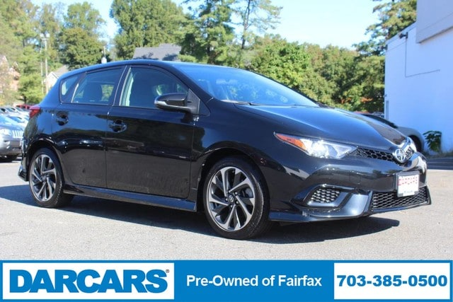 2016 Scion iM CVT Hatchback