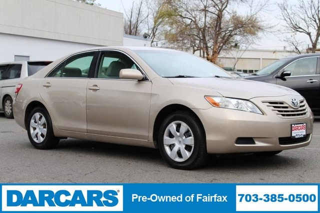 Used 2007 Toyota Camry For Sale at DARCARS Pre-Owned Fairfax