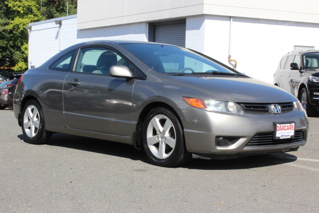 2007 Honda Civic Cpe EX Coupe