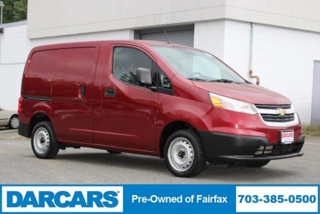 2015 Chevrolet City Express Cargo Van LS Minivan/Van