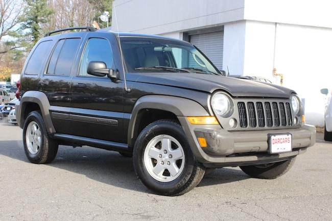 Used 2006 Jeep Liberty Sport SUV Frederick