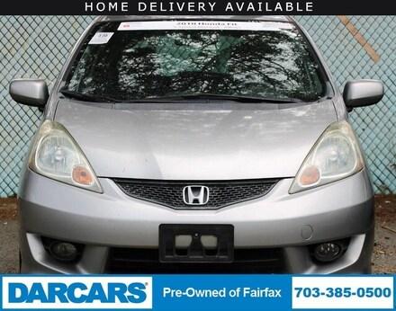 2010 Honda Fit Sport Sedan