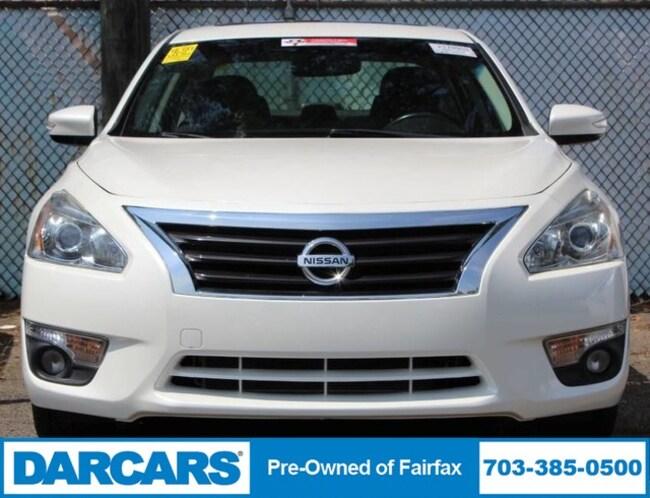 2015 Nissan Altima 2.5 SV Sedan