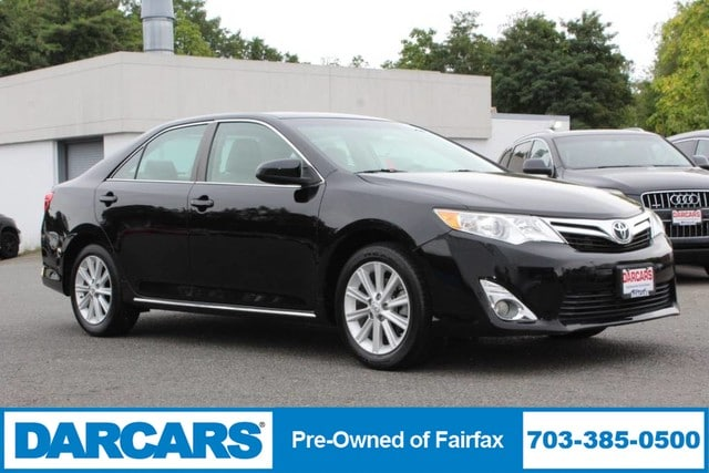 Used 2014 Toyota Camry For Sale at DARCARS Pre-Owned Fairfax