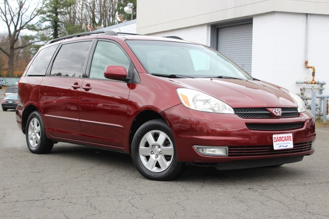 2005 Toyota Sienna XLE Minivan/Van