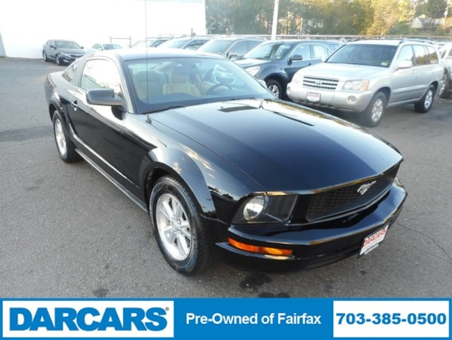 2008 Ford Mustang Deluxe Coupe