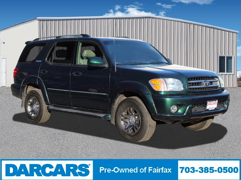 2004 Toyota Sequoia Limited SUV