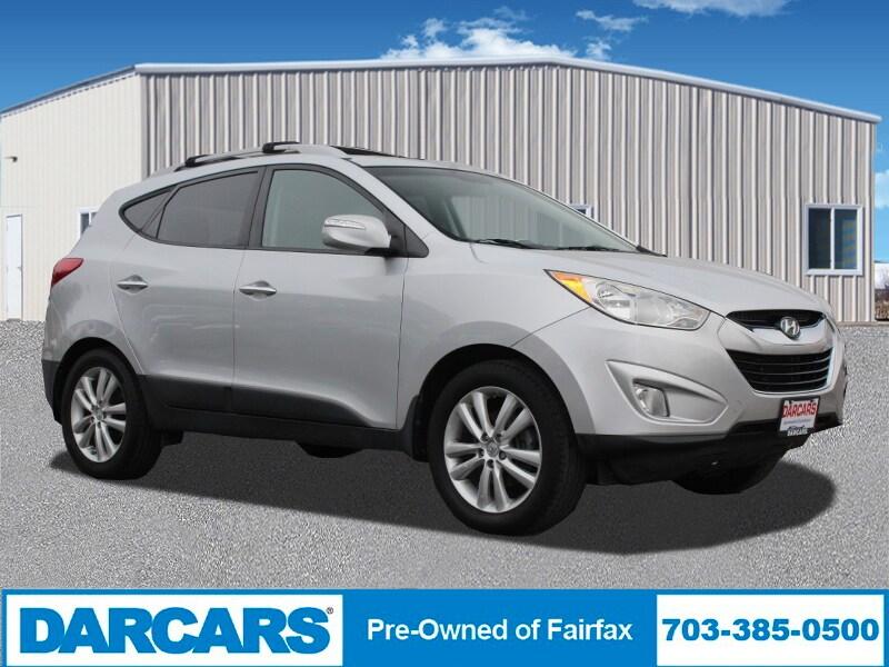 2012 Hyundai Tucson Limited SUV