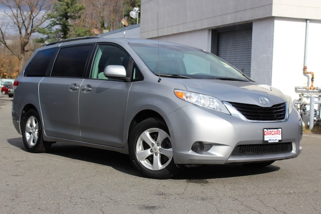 used 2011 toyota sienna le aas for sale in silver spring md stock n953771. Black Bedroom Furniture Sets. Home Design Ideas
