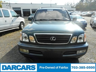 1998 LEXUS LX 470 Luxury Wagon 3rd Row Seat SUV