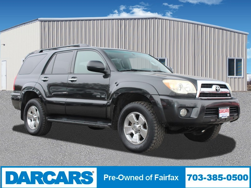 Used 2007 Toyota 4Runner For Sale at DARCARS Pre