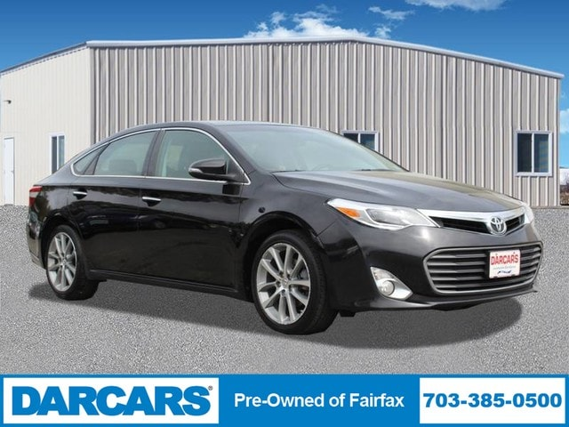 New Toyota Avalon For Sale in Frederick, MD: Toyota Dealer