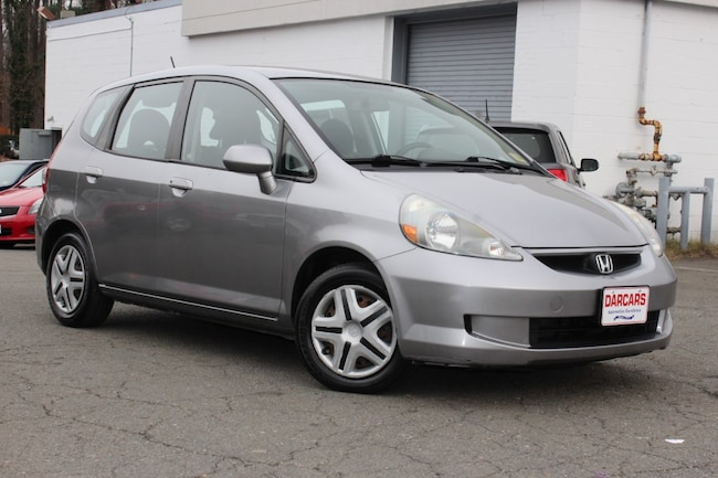 2008 Honda Fit Gas Miser Sedan