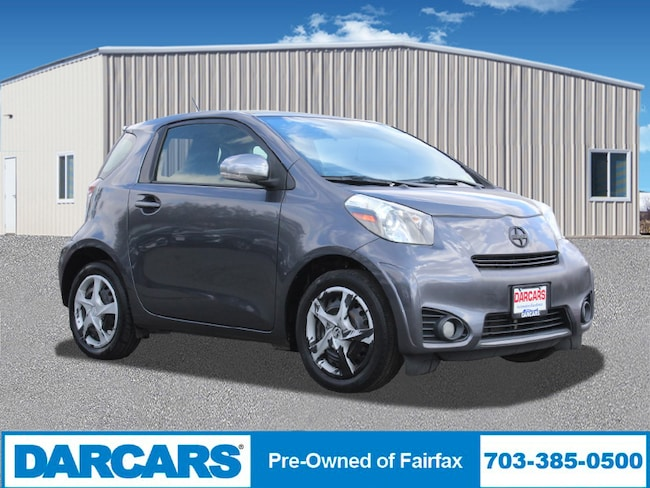 2012 Scion iQ Automatic Coupe