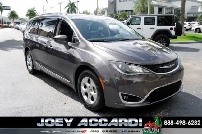 Used 2017 Chrysler Pacifica Touring-L Plus Van For Sale Pompano Beach