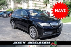 2015 Acura MDX MDX SH-AWD with Technology and Entertainment Packages SUV 5FRYD4H64FB025659