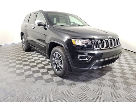 2020 Jeep Grand Cherokee LIMITED 4X2 Sport Utility