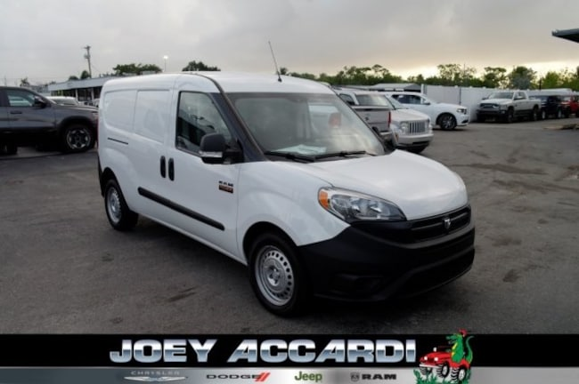 New 2018 Ram ProMaster City TRADESMAN CARGO VAN Cargo Van For Sale/Lease Pompano Beach