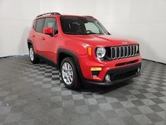 New 2020 Jeep Renegade LATITUDE FWD Sport Utility in Pompano Beach, FL