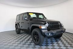New 2020 Jeep Wrangler UNLIMITED SPORT ALTITUDE 4X4 Sport Utility in Pompano Beach, FL