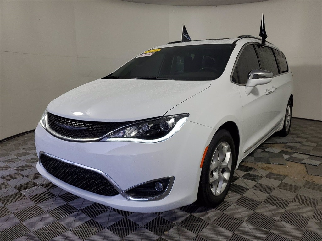 Used Chrysler Pacifica Okeechobee Fl