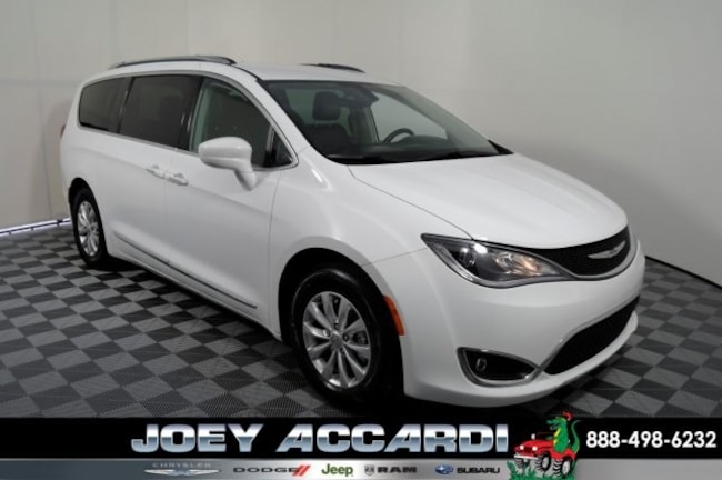 Used 2018 Chrysler Pacifica Touring L Van For Sale Pompano Beach