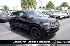 New 2019 Jeep Grand Cherokee ALTITUDE 4X2 Sport Utility in Pompano Beach, FL