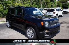 New 2018 Jeep Renegade LATITUDE 4X2 Sport Utility in Pompano Beach, FL