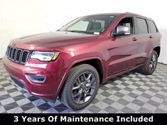 2021 Jeep Grand Cherokee 80TH ANNIVERSARY 4X2 Sport Utility