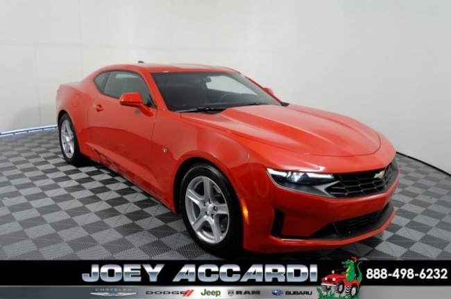 Used 2019 Chevrolet Camaro 1LT Coupe For Sale Pompano Beach
