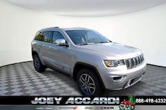New 2019 Jeep Grand Cherokee LIMITED 4X2 Sport Utility in Pompano Beach, FL