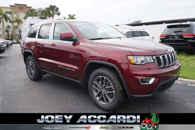 New 2018 Jeep Grand Cherokee LAREDO E 4X2 Sport Utility For Sale/Lease  Pompano Beach