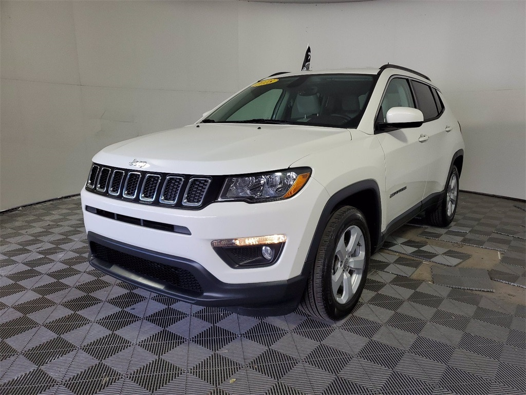 Used Jeep Compass Okeechobee Fl