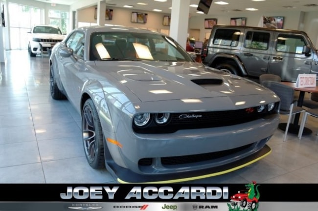 New 2019 Dodge Challenger R/T SCAT PACK Coupe For Sale/Lease Pompano Beach