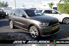 New 2019 Dodge Durango GT PLUS RWD Sport Utility in Pompano Beach, FL