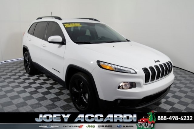 Used 2016 Jeep Cherokee Limited FWD SUV For Sale Pompano Beach