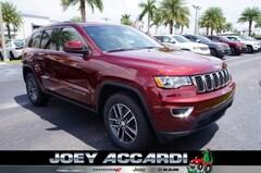 New 2018 Jeep Grand Cherokee LAREDO E 4X2 Sport Utility in Pompano Beach, FL