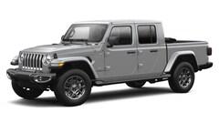 New 2021 Jeep Gladiator OVERLAND 4X4 Crew Cab in Pompano Beach, FL