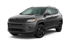 New 2020 Jeep Compass ALTITUDE FWD Sport Utility in Pompano Beach, FL