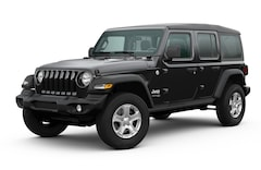 New 2020 Jeep Wrangler UNLIMITED SPORT S 4X4 Sport Utility in Pompano Beach, FL