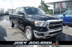 New 2019 Ram 1500 BIG HORN / LONE STAR CREW CAB 4X2 5'7 BOX Crew Cab R655722 in Pompano Beach, FL