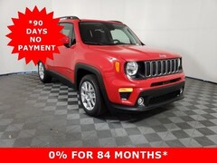 New 2020 Jeep Renegade LATITUDE FWD Sport Utility in Pompano Beach, FL
