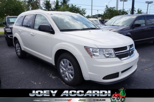 New 2018 Dodge Journey SE Sport Utility For Sale/Lease Pompano Beach