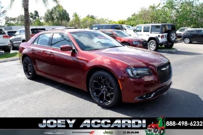 New 2019 Chrysler 300 S Sedan For Sale/Lease Pompano Beach